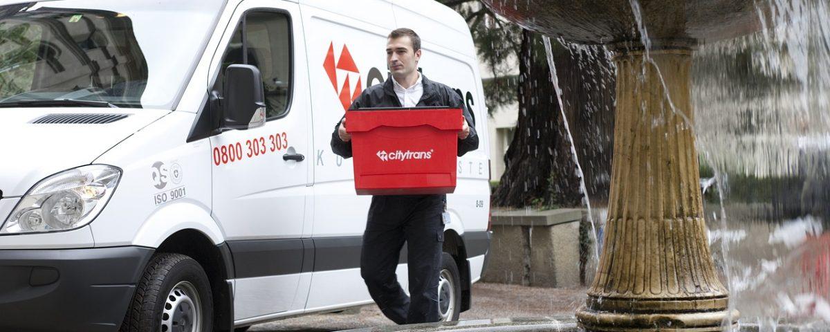 coursier courrier aix en Provence